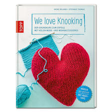 "Buch ""We love Knooking"""