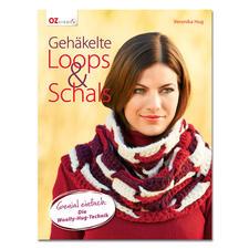 """Buch """"Gehäkelte Loops & Schals"""""""