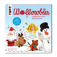 Buch - Wollowbies-Häkelminis feiern Weihnachten Wollowbies-Häkelminis feiern Weihnachten