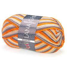 5105 Orange/Grau