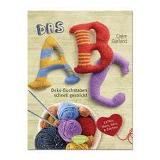 """Buch - Das ABC – Dekobuchstaben schnell gestrickt Buch """"Das ABC – Dekobuchstaben schnell gestrickt"""""""