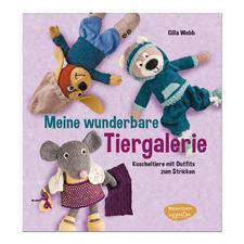 """Buch """"Meine wunderbare Tiergalerie"""""""