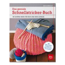"""Buch - Das geniale Schnellstricker-Buch Buch """"Das geniale Schnellstricker-Buch"""""""
