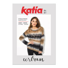 Heft Katia - Damen Urban Nr. 91