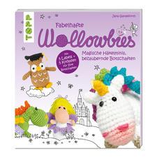 """Buch - Fabelhafte Wollowbies Buch """"Fabelhafte Wollowbies"""""""