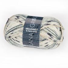 9815 Wollweiss/Grau