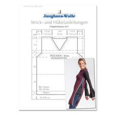 Anleitungsheft Frühjahr/Sommer 2017 Strick- und Häkelanleitungen zum WoolDesign Katalog Frühjahr/Sommer 2017. Strick- und Häkelanleitungen zum WoolDesign Katalog Frühjahr/Sommer 2017.