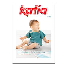 "Heft ""Katia Baby Nr. 80"""