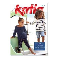 Heft - Katia Kinder Nr. 81