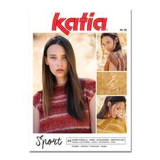 """Heft """"Katia Damen Sport Nr. 92"""""""