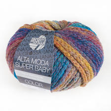 Alta Moda Super Baby Color von Lana Grossa