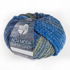 303 Hellblau/Blau/Blaugrau