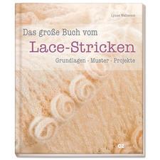 """Buch - Das grosse Buch vom Lace-Stricken Buch """"Das grosse Buch vom Lace-Stricken"""""""