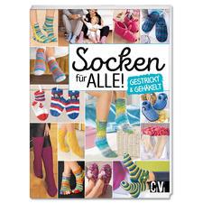 """Buch """"Socken für Alle"""""""