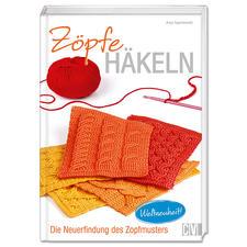 "Buch - Zöpfe Häkeln Buch ""Zöpfe Häkeln"""
