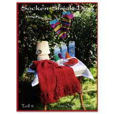 Buch - Socken-Strick-Ding Teil 4