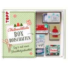 Buch - Weihnachtliche Boxbotschaften