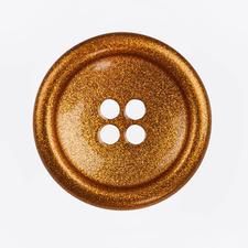 Knopf, Cognac, 20 mm, 1 Stück