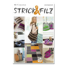 "Heft - STRICK & FILZ No. 11 Heft ""STRICK & FILZ No. 11"""
