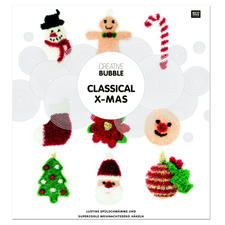 "Buch ""Creative Bubble Classical X-Mas"""