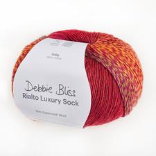 Rialto Luxury Sock von Debbie Bliss