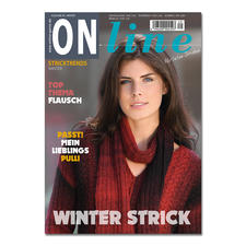 Heft - ONline Stricktrends Ausgabe Winter