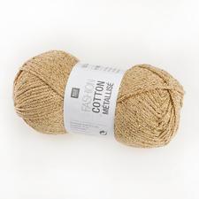 Fashion Cotton Métallisé von Rico Design