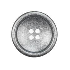 Knopf, Silber, 1 Stück