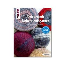 Buch - Stricken mit Farbverlaufsgarnen