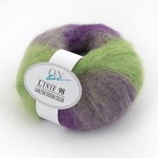 105 Violett/Grün