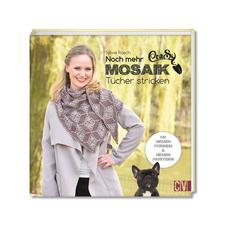 Buch - CraSy Mosaik – noch mehr Tücher. Wir lieben CraSy-Tücher!