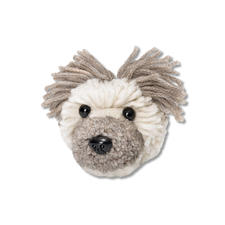 Prym Pompon Schablone - Hund Fido