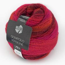 410 Zyklam/Orangerot/Magnolie/Weinrot