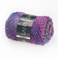 106 Lila/Pink/Braun/Petrol