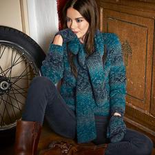 Modell 333/4, Pullover aus Nordico von Lana Grossa