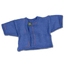 Anleitung 324/3, Babyjacke aus Merino-Supersoft von Junghans-Wolle