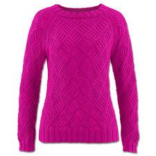 Modell 136/5, Pullover aus Cotonara von Junghans-Wolle
