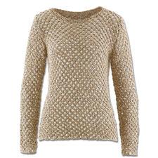 Anleitung 127/5, Pullover aus Metallico von Junghans-Wolle