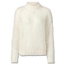 Modell 002/5, Pullover aus Feelana von Junghans-Wolle