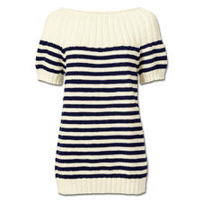 Modell 108/5, Pullover aus Merino-Extrafein von Junghans-Wolle