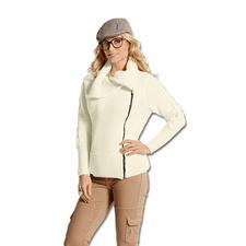 Modell 096/5, Jacke aus Merino Dick und Merino-Supersoft von Junghans-Wolle