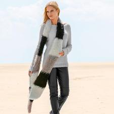 Modell 224/5, Schal aus Peppina von Lana Grossa