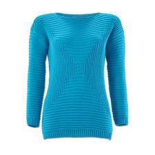 Modell 110/6, Pullover aus Merino-Extrafein von Junghans-Wolle