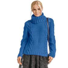 Anleitung 190/6, Pullover aus Clou von Junghans-Wolle