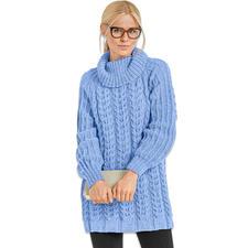 Modell 191/6, Pullover aus Muse von Junghans-Wolle