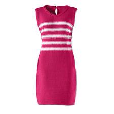 Anleitung 338/6, Kleid aus Cotonara von Junghans-Wolle