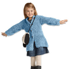 Modell 352/6, Kindermantel aus Pellini von Junghans-Wolle