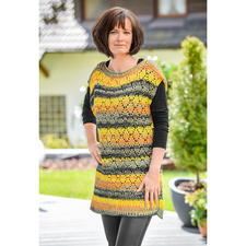 Modell 360/6, Longtop aus Bandy Color von Woolly Hugs