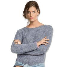 Anleitung 066/7, Damenpullover aus Varese von Junghans-Wolle