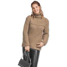Anleitung 139/7, Damenpullover aus Canoso von Junghans-Wolle